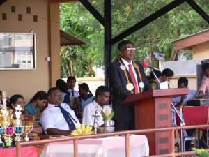 15 Speech - Special Guest