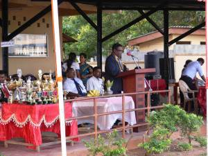 16 Speech - Chief Guest