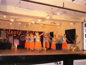 19 Colours Nite 2013 UoJ - Dancing Act