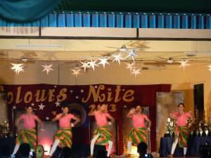 20 Colours Nite 2013 UoJ - Dancing Act