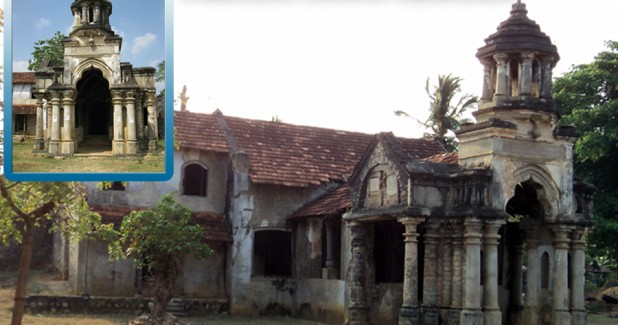 சங்கிலிய மன்னன் அரண்மனை