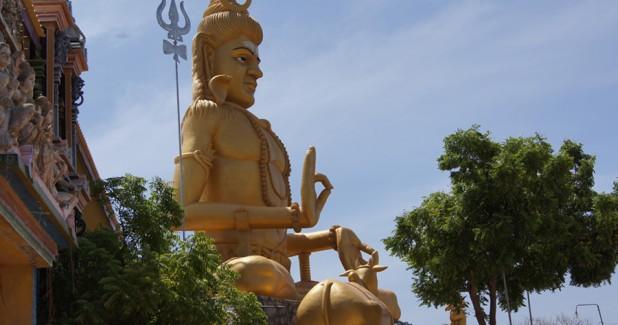 திருகோணமலை கோணேஸ்வர கோயில் நடராஜ சிலை