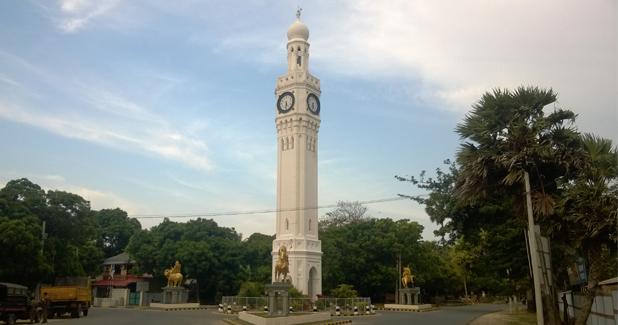 மணிக்கூட்டுக்கோபுரம் - யாழ்ப்பாணம்